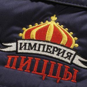 машинная вышивка в Москве