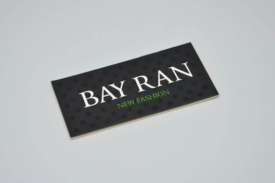 Навесной ярлык для одежды «Bay Ran»