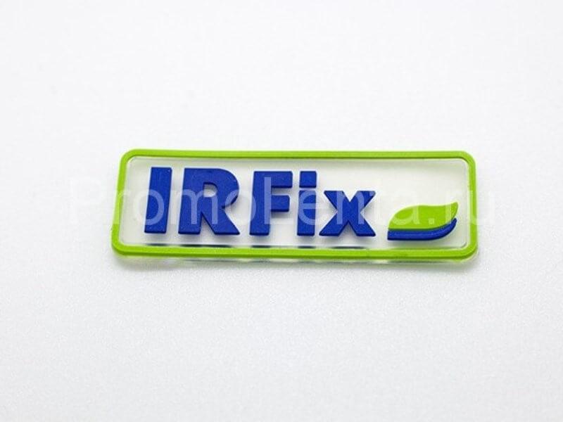 Этикетка ПВХ «IRFix»