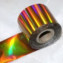Золото голографическое