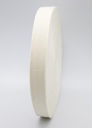 Киперная лента белая