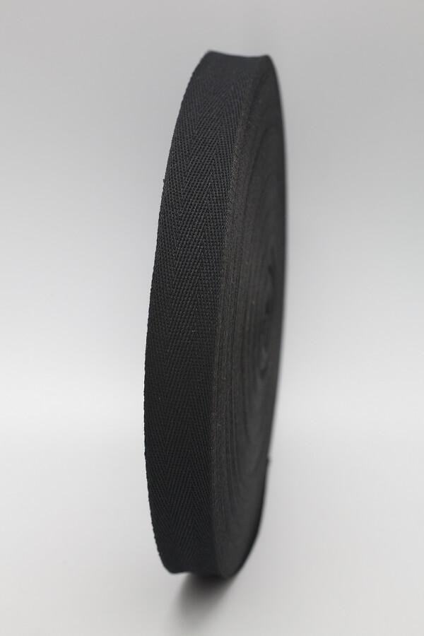 Киперная лента черная
