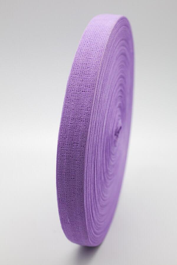 Лента органза фиолетовая