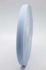 Лента органза голубая