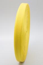 Лента органза желтая