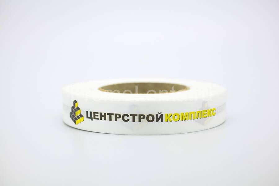 Лента с печатью «Центрстройкомплект»