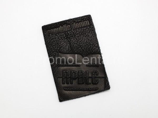 Нашивка на одежду «Republic Denim»