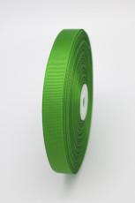 Репсовая лента зеленая
