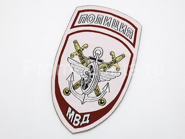 Шеврон «МВД»