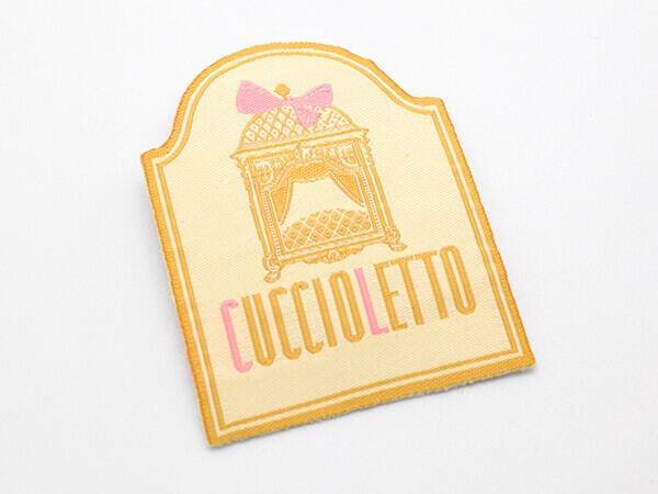 Шеврон для одежды «Cuccioletto»