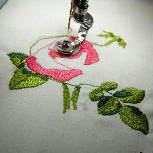 Машинная вышивка Москва