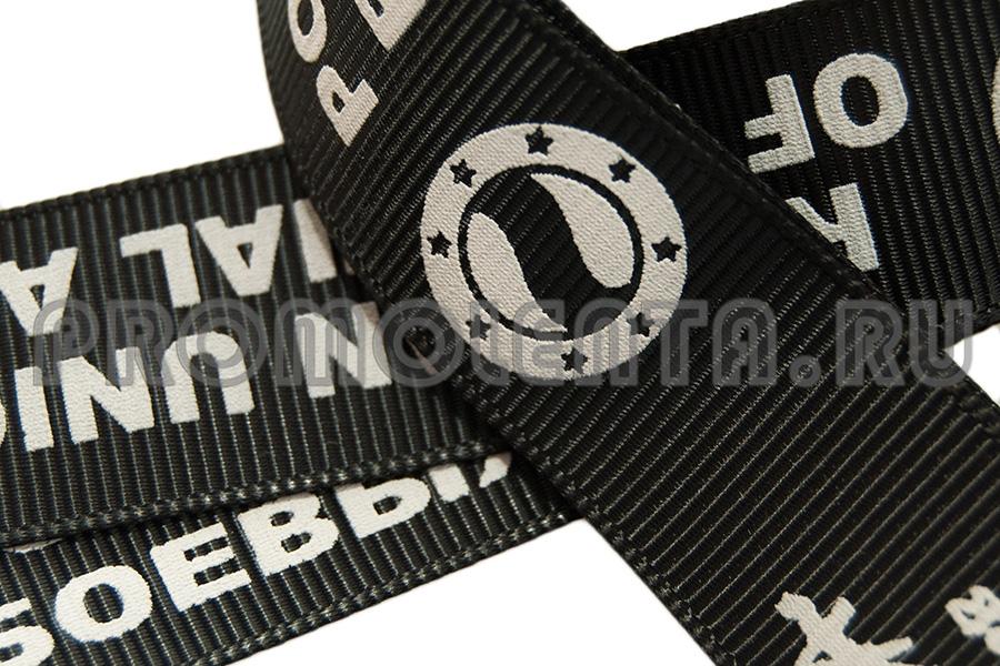 ленты для бейджей шелкография 900-600 2